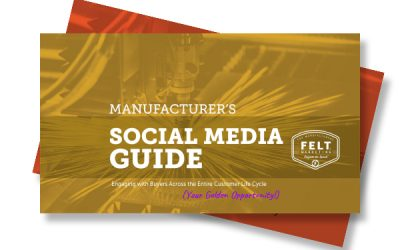 Social Media Makes Sales Easier For Manufacturers